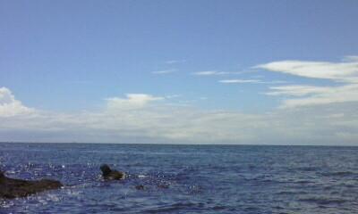 海行ってきました